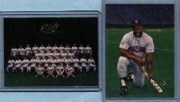 1987 MINNESOTA TWINS TEAM ISSUE CHAMPIONS Card Sealed Set -
