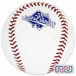 Rawlings 1987 World Series Official MLB Game Baseball Minnes