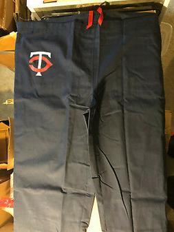 2016 Minnesota Twins Scrubs Pants SGA ~ Size XL ~ NEW
