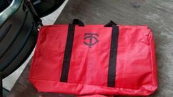 2019 Minnesota Twins Duffel Bag SGA 5/28/19