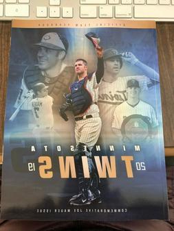 2019 Minnesota Twins Yearbook