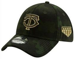 New Era 2019 MLB Minnesota Twins Hat Cap Armed Forces Day 39
