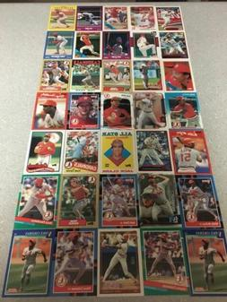 35 card team lots semi stars commons