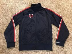 $95 Mens Minnesota Twins Track Jacket by Mitchell & Ness Coo