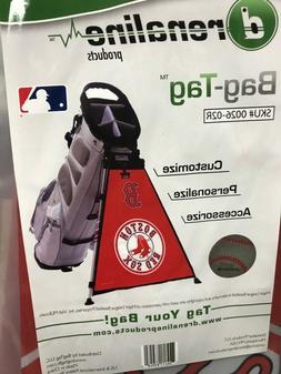 Adrenaline Products Bag Tag MLB Golf Bag Accessory Select Yo