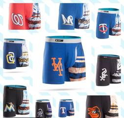 Stance Basilone Boxers Underwear Boxer Briefs Modal MLB Base