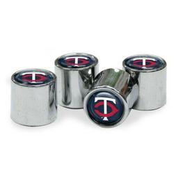 Brand New MLB Minnesota Twins  Wincraft  Car Tire Valve Stem