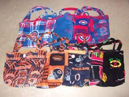 DIAPER BAGS  SPORTS PATTERNS
