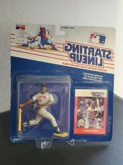 KIRBY PUCKETT MINNESOTA TWINS Starting Lineup MLB SLU 1988 R