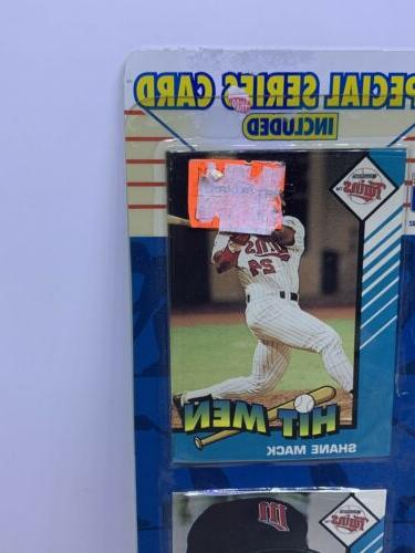 1993 Starting / MLB Mack #24 - Trading
