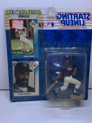 1993 starting lineup mlb shane mack 24