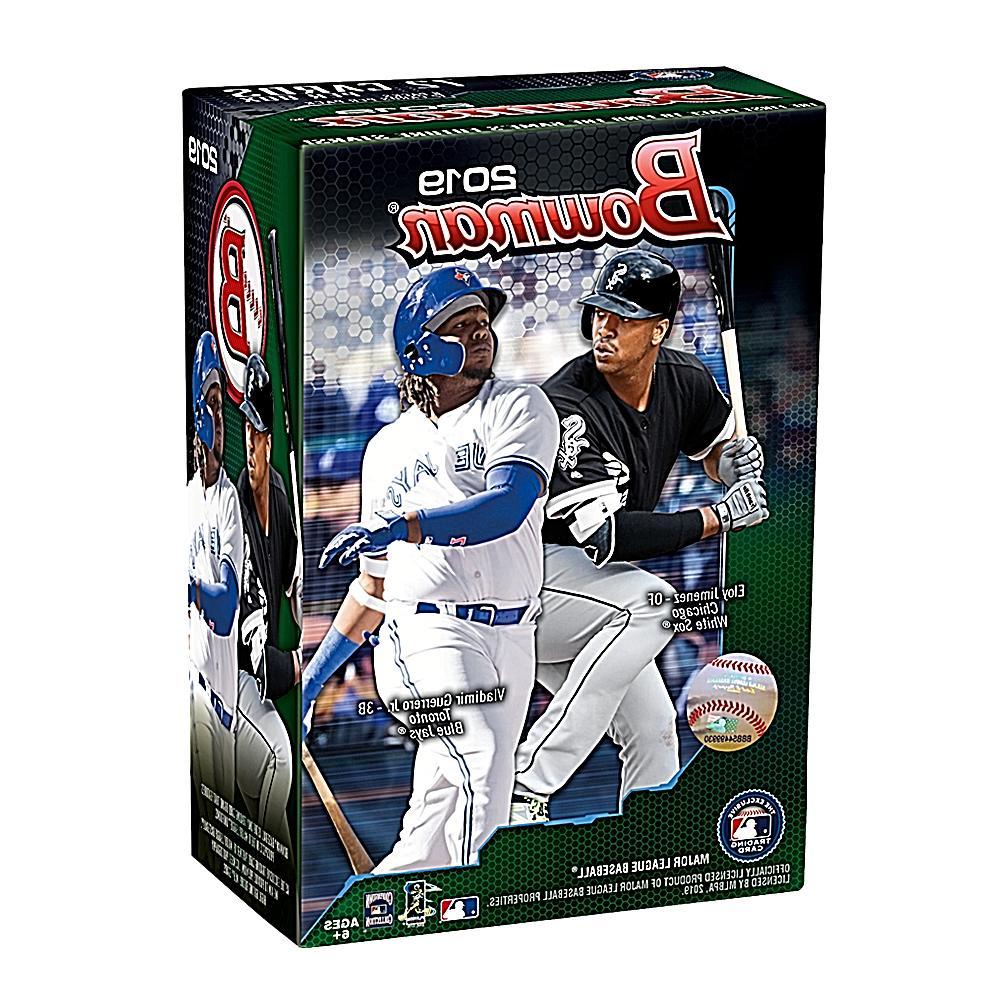 2019 bowman baseball base and chrome prospects