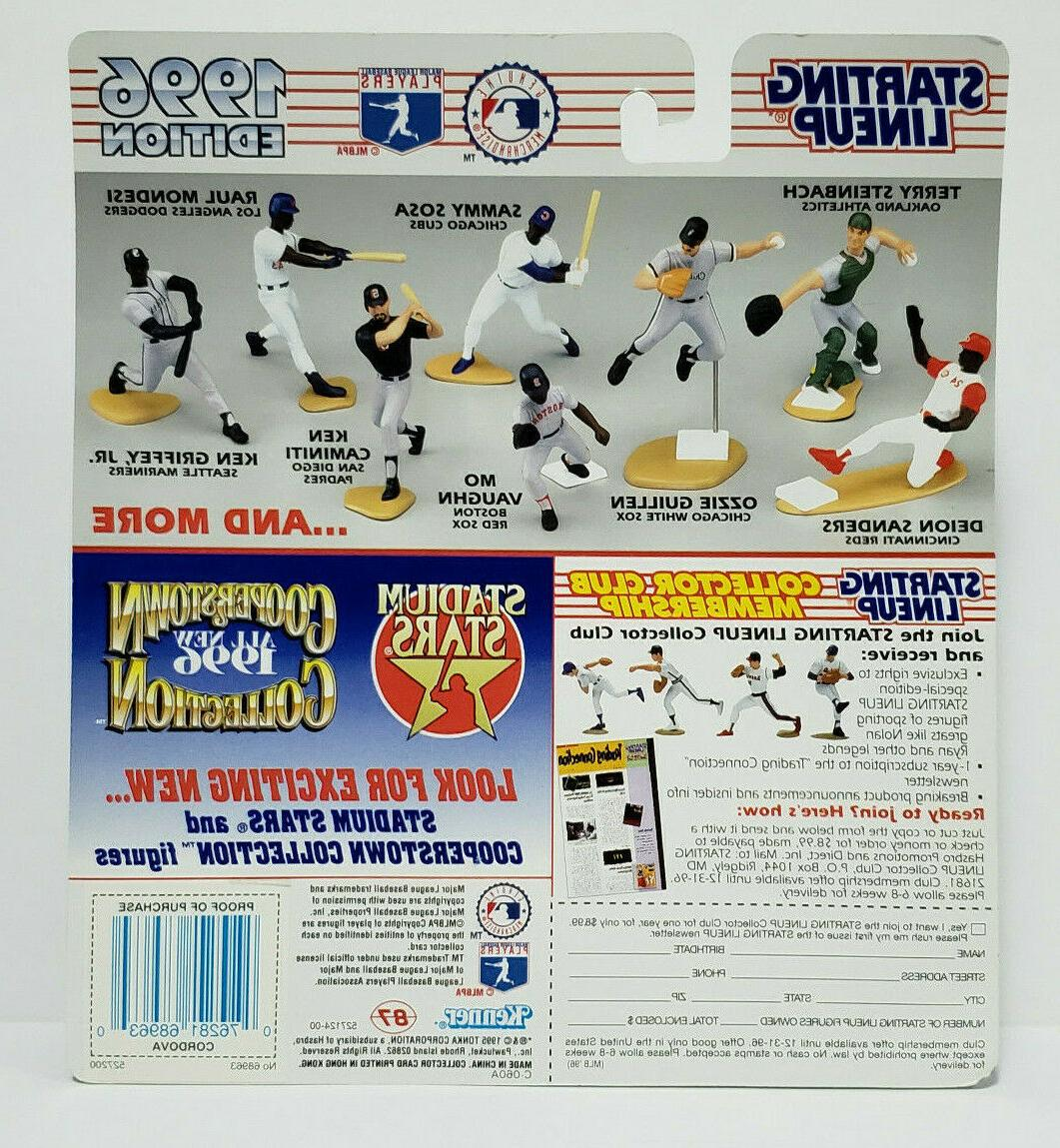 MARTY Minnesota Kenner Lineup SLU Card