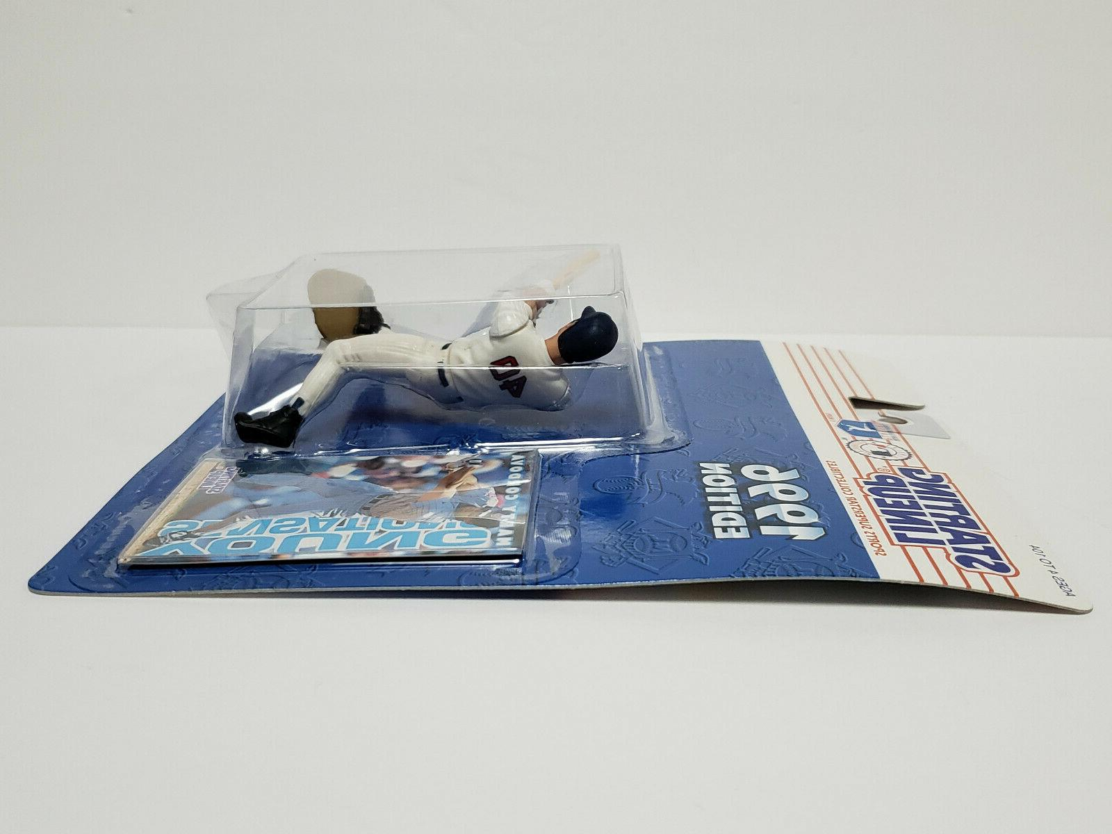 MARTY Minnesota Twins Kenner Starting Lineup MLB SLU 1996 & Card