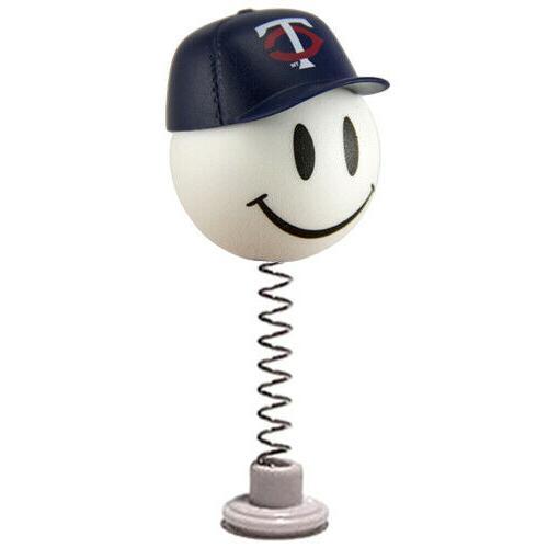 Minnesota Twins Head Car Antenna Ball / Bobble