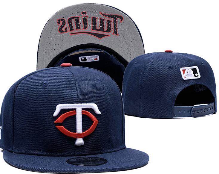 Minnesota Twins MLB Baseball Embroidered Hat Snapback Adjust