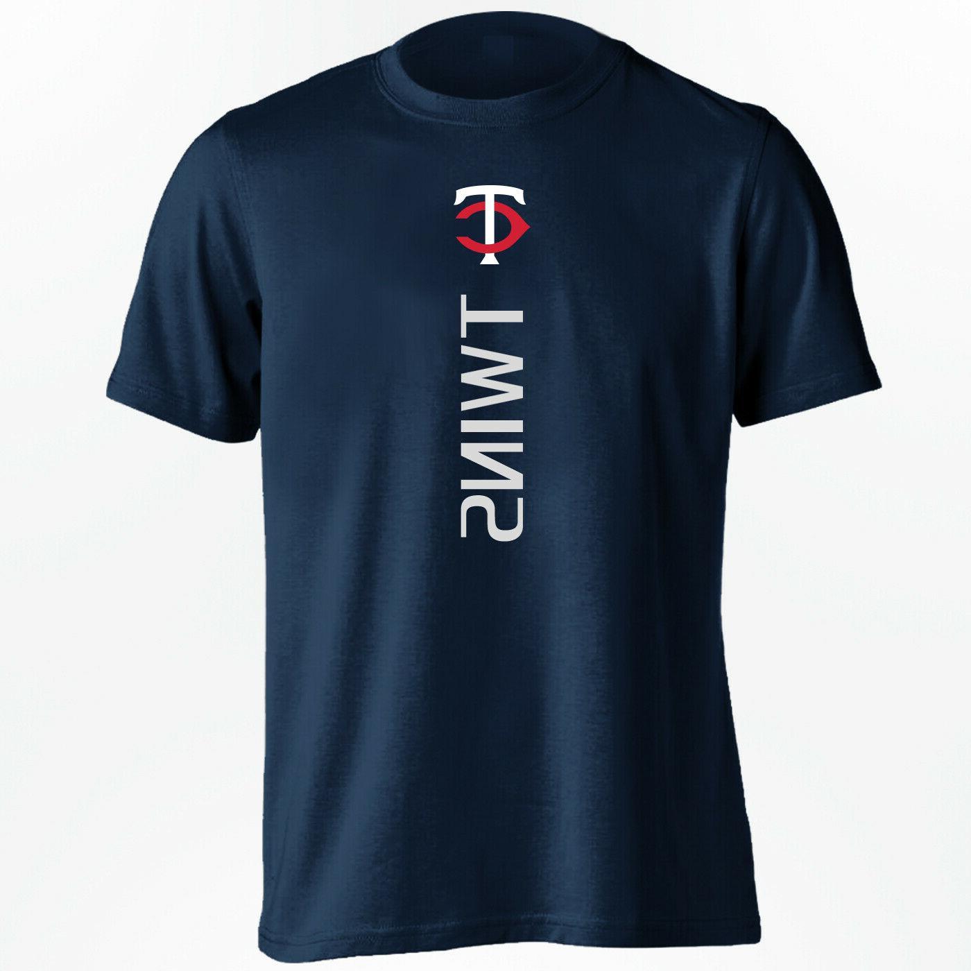 minnesota twins mlb t shirt s 5xl