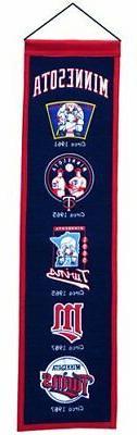 Minnesota Twins Winning Streak Past Mascots Wool Heritage Ba