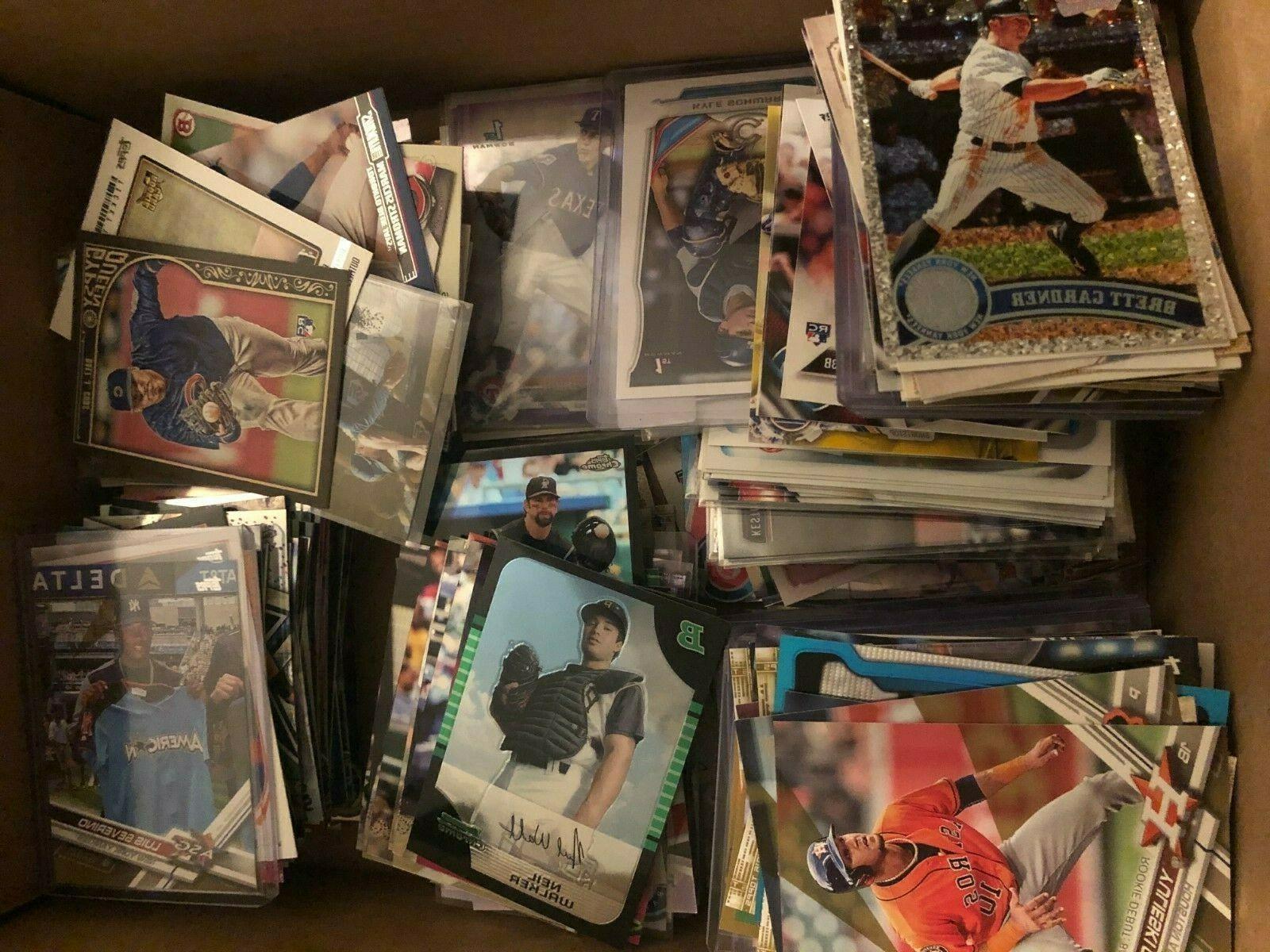MLB Baseball Lots/Packs