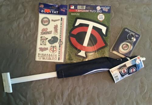 mn twins fanatic kits lg magnet temp