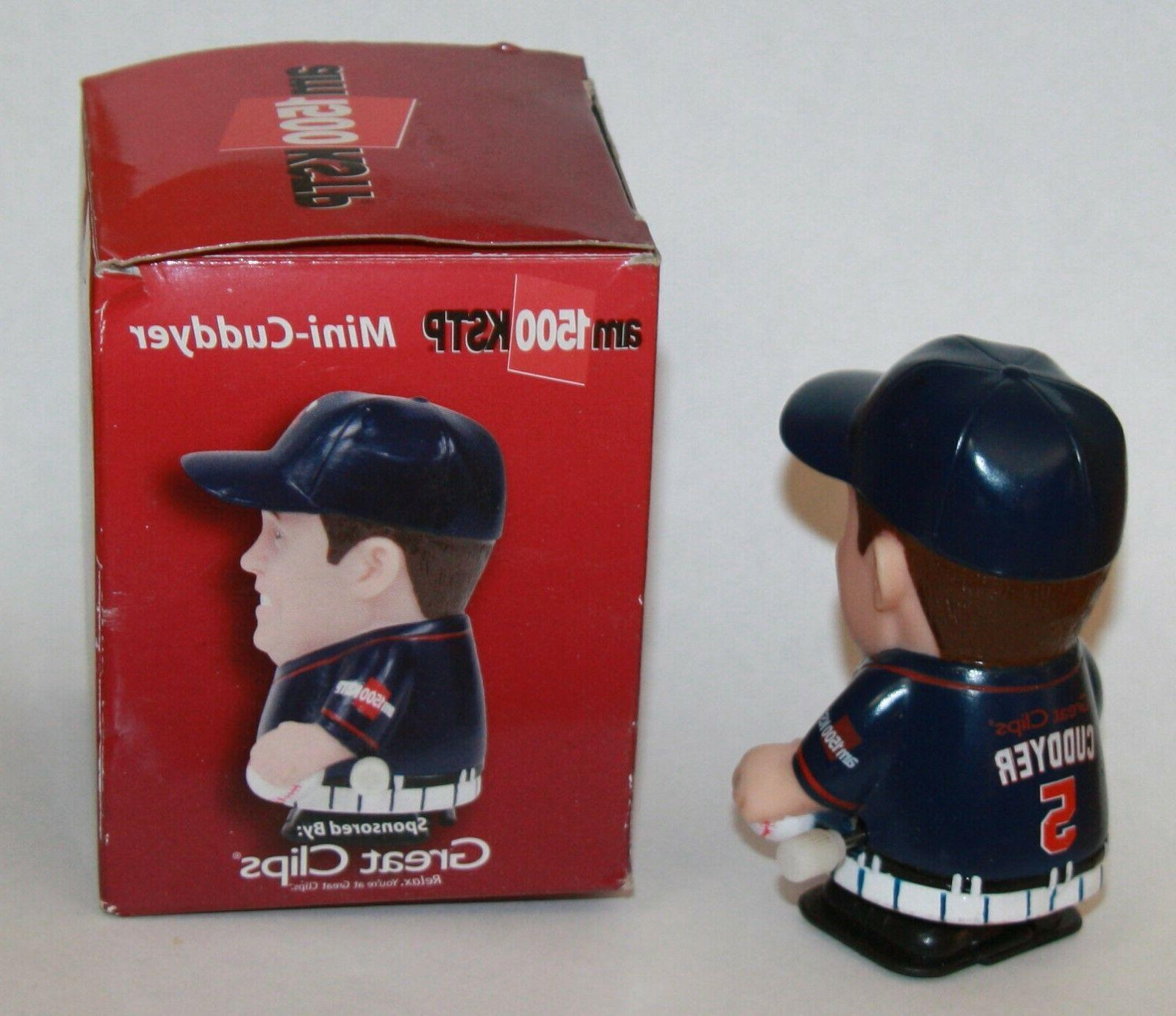 Vintage Minnesota Twins Cuddyer wind toy