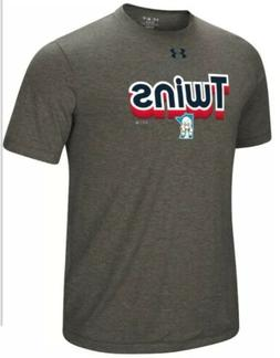 Under Armour Men's Minnesota Twins Saturday Morning Retro