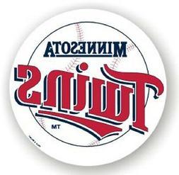 """Minnesota Twins 12"""" Car Magnet  MLB Auto Emblem Sticker Deca"""