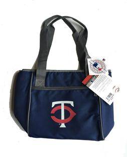 MINNESOTA TWINS 16 Can Insulated Cooler Tote Bag