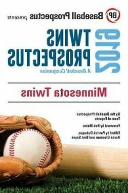 Minnesota Twins 2019 A Baseball Companion by Baseball Prospe