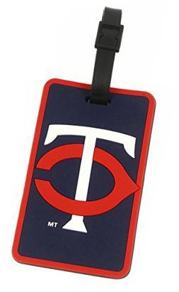 Minnesota Twins - MLB Soft Luggage Bag Tag