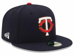 New Era Minnesota Twins ALT 59Fifty Fitted Hat  MLB Cap