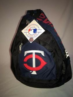 Minnesota Twins Backpack Sling New MLB Bag