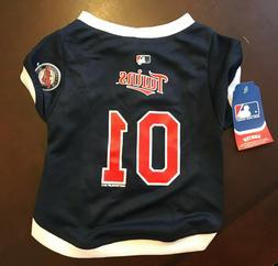 Minnesota Twins Dog Jersey MLB Baseball Pet Shirt