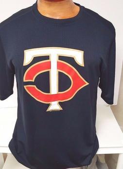 minnesota twins dri fit shirt new mlb