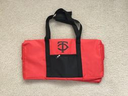 Minnesota Twins Duffel Bag SGA 5/28/2019 - Brand New