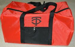 Minnesota Twins Duffle Bag 2019 promotion