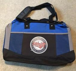 Minnesota Twins Duffle Bag Gym Bag New