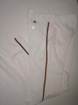 MINNESOTA TWINS FLEX BASE WHITE MAJESTIC PRO BASEBALL PANTS