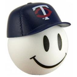 minnesota twins baseball cap head car antenna