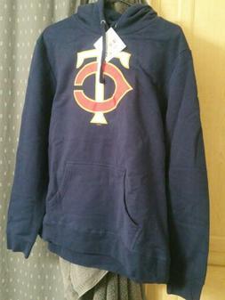 Minnesota Twins Hoodie Sweatshirt.