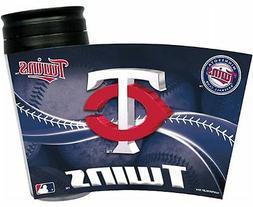 Minnesota Twins Insulated Travel Mug  MLB Drink Coffee Tea T