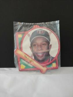 Minnesota Twins Kirby Puckett 1989 Picture Plaque Made By Ta
