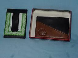 MINNESOTA TWINS  Leather Front Pocket Wallet   NIB   kb