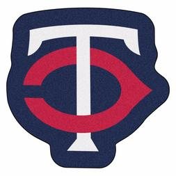 Minnesota Twins Mascot Area Rug Floor Mat