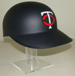 Minnesota Twins Matte Navy Blue No Ear Covered Full Size Bas