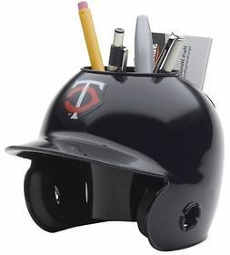 MINNESOTA TWINS - Mini Batters Helmet Desk Caddy