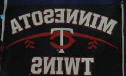 Minnesota Twins MLB flag DORM BAR WALL Banner Indoor Outdoor