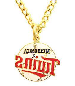 Minnesota Twins MLB Logo Necklace