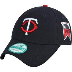 New Era Minnesota Twins Navy Game of Thrones 9FORTY Adjustab