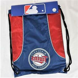"Minnesota Twins Officially Licensed MLB Back Sack 18"" x 13"""